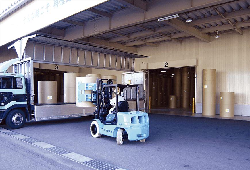 大容量倉庫